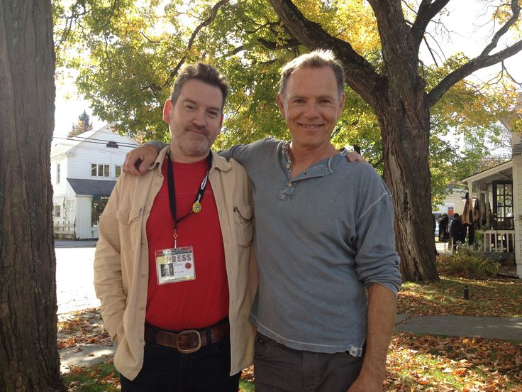 All sizes | Adam Schartoff & actor Bruce Greenwood | Flickr - Photo Sharing!