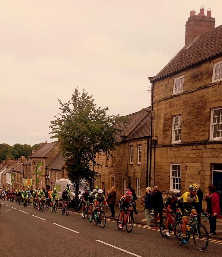 Tour of Britain, Warkworth 2015