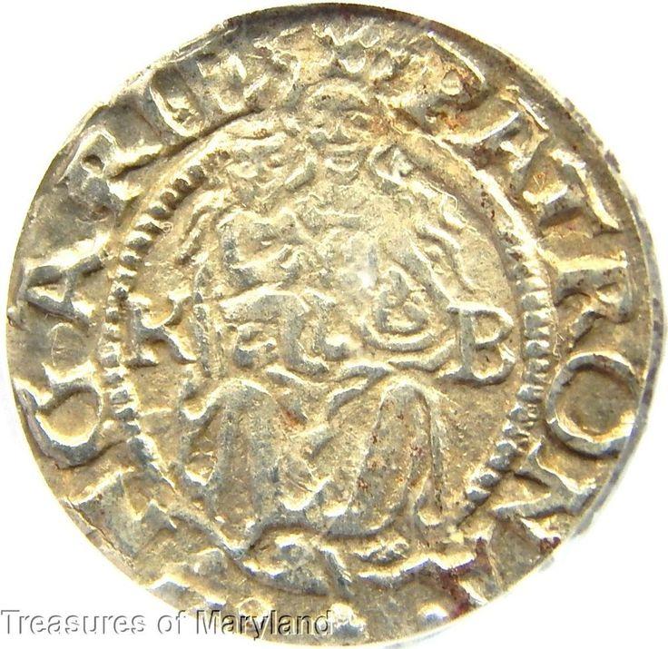 "PCGS AU50 CERTIFIED! 1553-KB MEDIEVAL ""MADONNA & CHILD"" SILVER HUNGARY DENAR!"