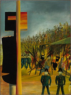 death of constable scanlon sidney nolan essay Sidney nolan - carlton, victoria, australia 1917 - london, england 1992 england and australia from 1950 death of constable scanlon 1946 our sunshine performed in bluegrass style by paul kelly and uncle bill in 1999 on the cd smoke.