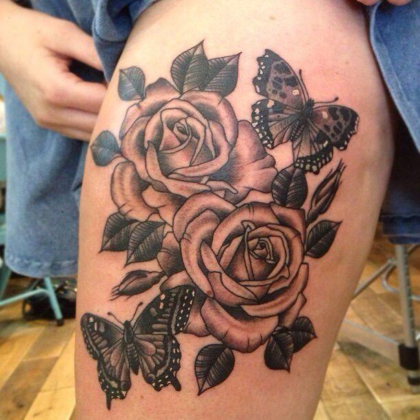 25 beste idee n over zijkant heup tatoeages op pinterest for Hummingbird hip tattoo