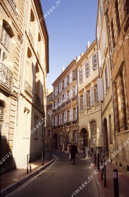 Rue du Quartier Saint Etienne