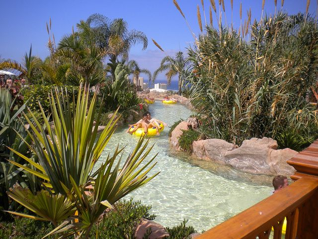My top tips for visiting Siam Park, Tenerife – the world's best water park, including advice for travel with kids.