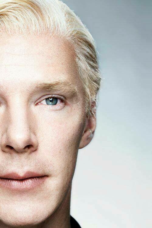 Blonde Cumberbatch!?!