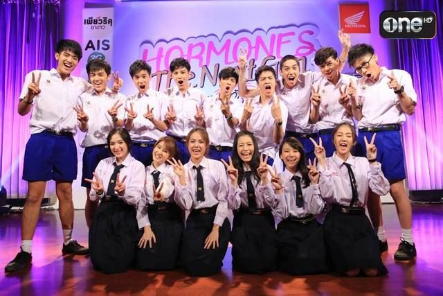 All Member of Hormones The Series Season 2