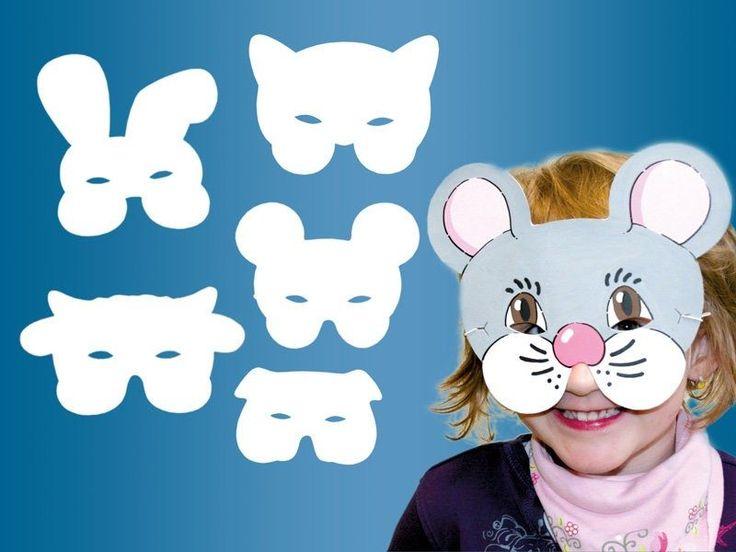 die besten 25 tiermasken ideen auf pinterest tiermasken basteln masken basteln und fasching. Black Bedroom Furniture Sets. Home Design Ideas
