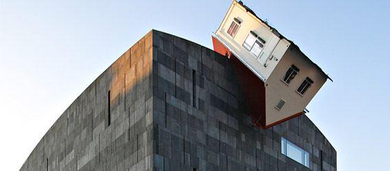Edificios extraños