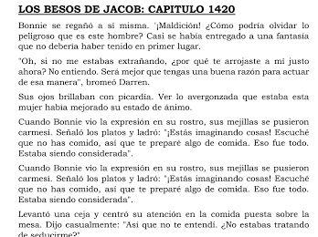 Los besos de jacob - Google Drive | Libros de romance ...
