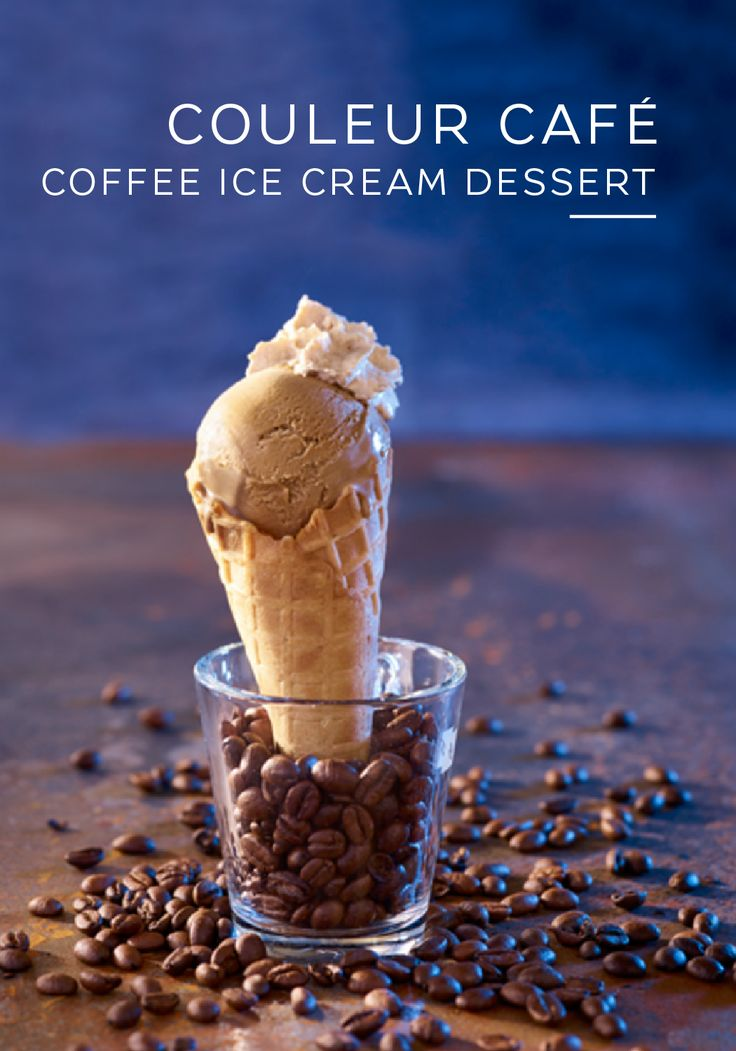 Indulge your sweet tooth at the end of a long day with this Couleur Café coffee ice cream recipe from Nespresso. Use Indriya from India Grand Cru to create a rich coffee cream topping. Then, fill an ice cream cone with the cream and your favorite brand of coffee ice cream. This is one sweet treat that you won't be able to get enough of.