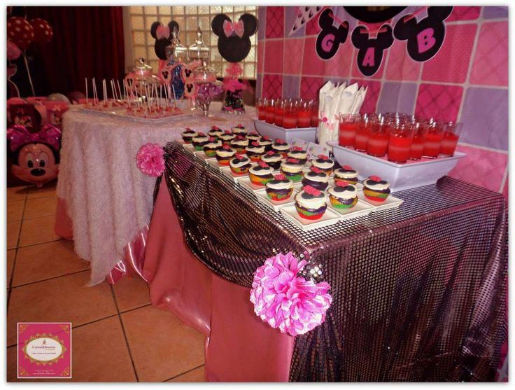 Minnie Mouse Birthday Party Ideas | Photo 14 of 18