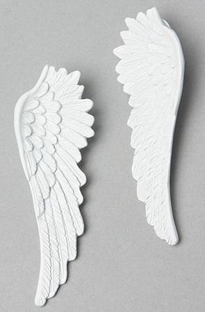 Wildfox  The Angel Wings Earring in White