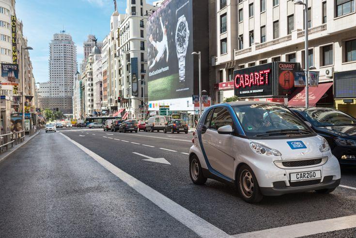 Car2go. Nace una gran iniciativa para el transporte urbano.