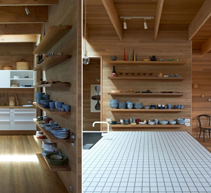 I want a Japanese ceramics collection just like this. <3