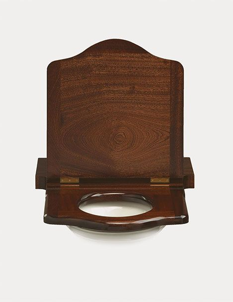 Tosca & Willoughby: these wooden toilet seats are quite the fancy alternative to your bog standard option...