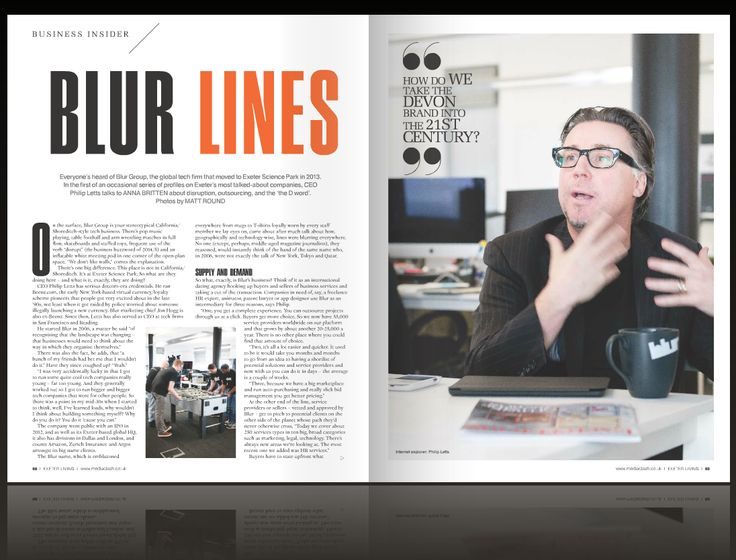 Grab a cup of coffee & settle down with the latest @ExeterLiving featuring blur Group (p 88) http://ow.ly/N5Jf3 http://ow.ly/i/aRSXD