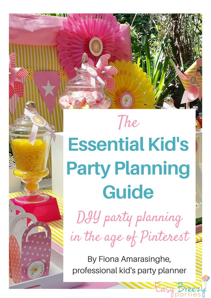 FREE THIS WEEK ONLY! 40 pages of expert advice from a professional kids party planner, including 5 STEPS TO A PINTEREST-PERFECT CANDY BUFFET! Free to download unit 13/4/15 at http://eepurl.com/bi7kzH. #easybreezyparties