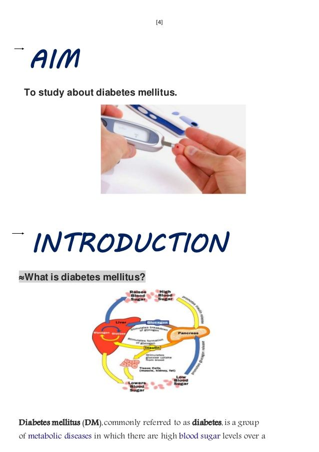Diabetes Mellitus Diabetes Mellitus Diabetes What Is Diabetes