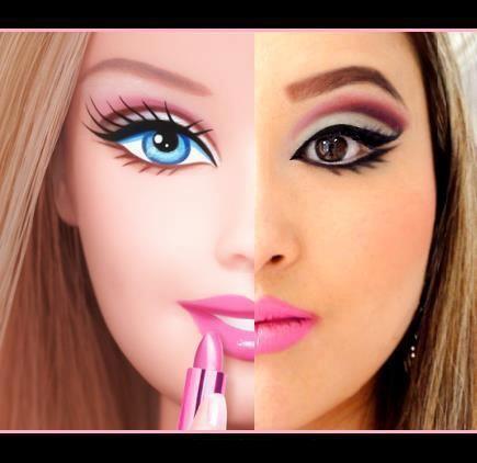 Confira a Make de boneca: http://a2culture.wordpress.com/2013/08/30/maquiagem-de-boneca-aprenda-a-fazer/
