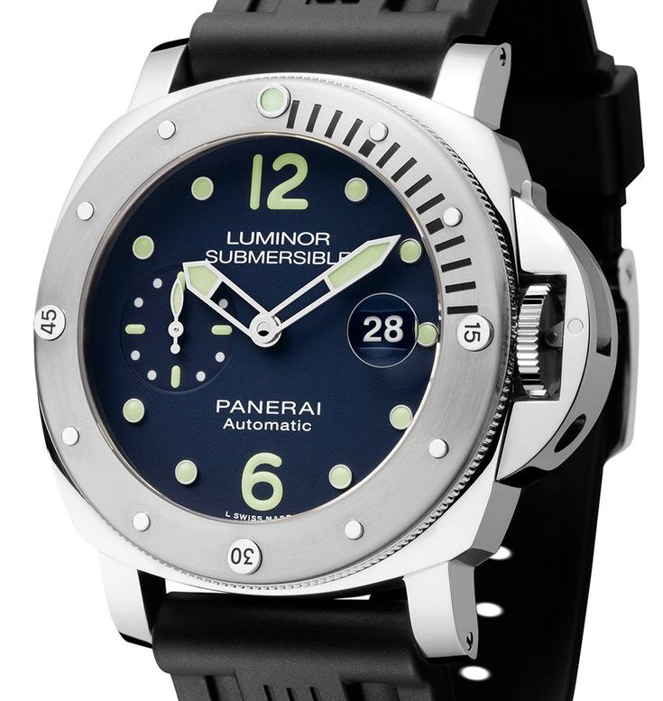 Panerai Luminor Submersible Automatic Acciaio PAM731 'E-Commerce Micro-Edition' Watch