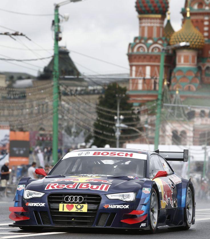 Audi R5 DTM ..what a monster