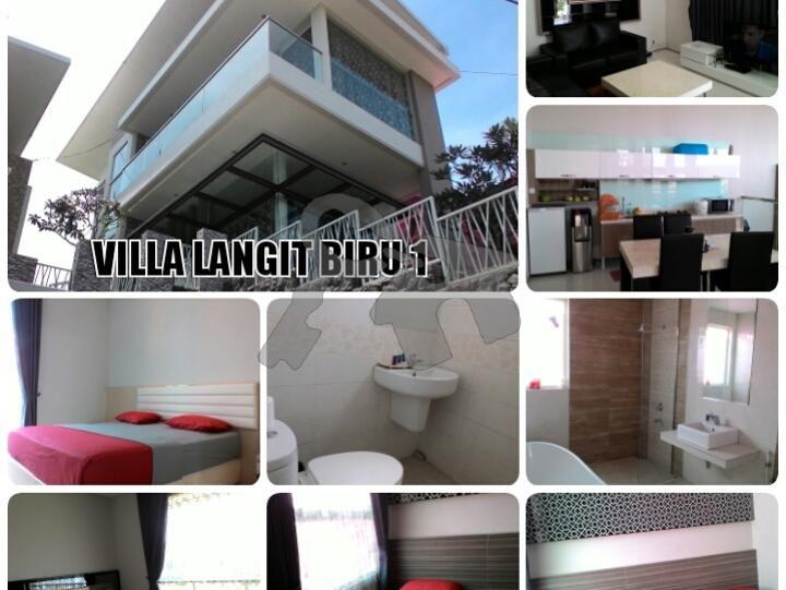 Daftar 10 Villa di Batu Malang - Penginapan di Batu Malang