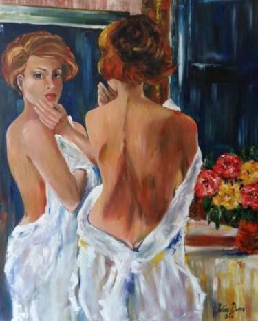In the Mirror - Iulia Deme