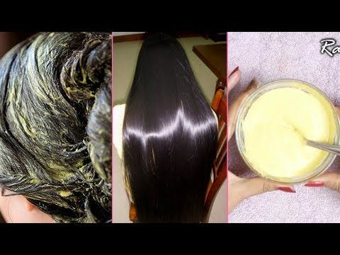 How To Grow Hair Faster   How To Reduce Hair Fall    Stop Hair Loss    Homemade Hair Mask - YouTube