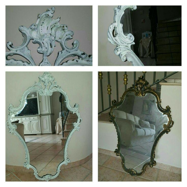 Oltre 25 fantastiche idee su specchio shabby chic su pinterest decorazione shabby chic - Specchio shabby chic ...