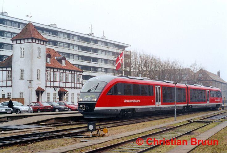 Siemens Desiro in Denmark