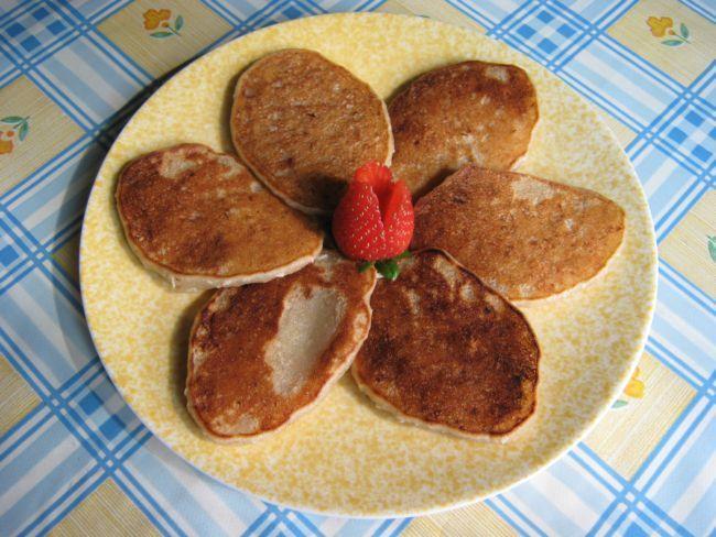 Frittelle di banane non fritte | Vegan blog - Ricette Vegan - Vegane - Cruelty Free