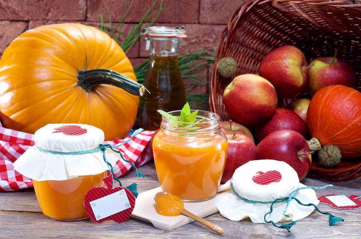 #jablko #dynia #KrolowieJesieni #mus #pysznie #smakowicie #JesienneGotowanie #SmacznaStrona #Omnomnom