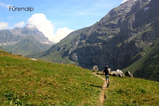 Moms : Tots : Zurich: Fürenalp hike - mountain hike to waterfall