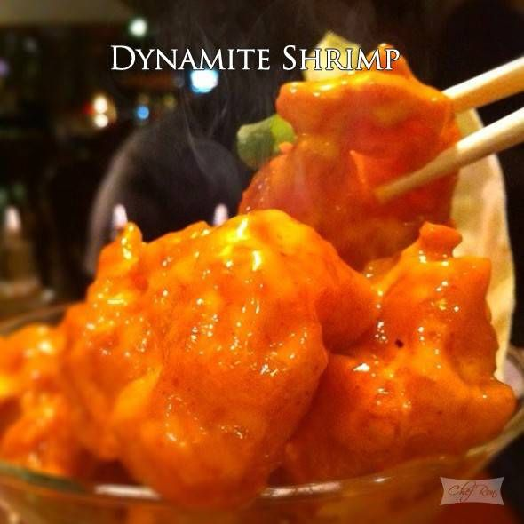Dynamite Shrimps