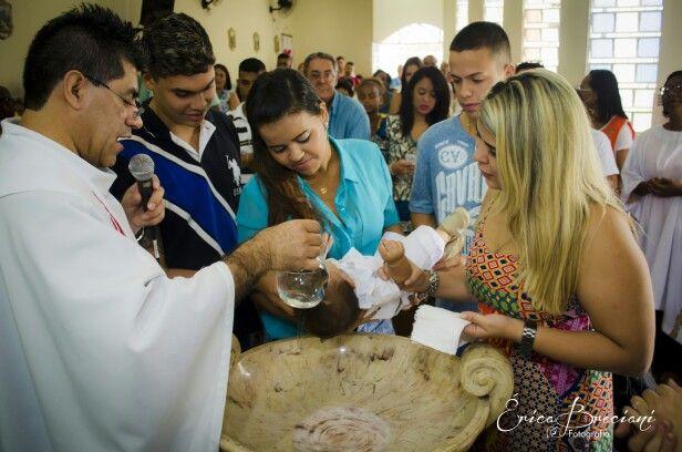 Batizado - Bernardo
