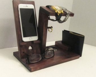 Iphone Dock Iphone Docking Valet Iphone 6 6 plus by ImproveResults