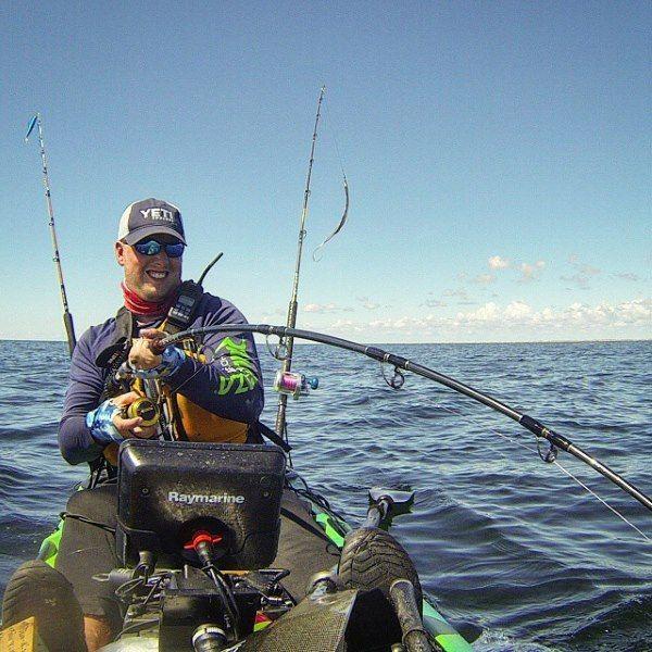 Six tips to help you land big fish kayak fishing for Land big fish