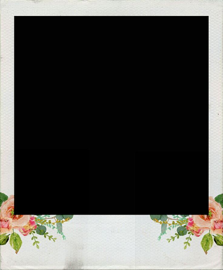 Bloom Polaroid