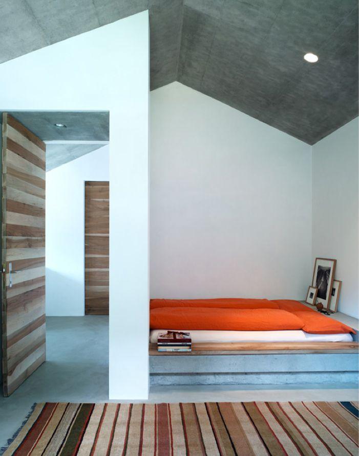 Runelli Associati Home And Studio Soglio 2003