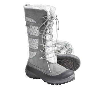 -25 $99.   Columbia Sportswear Heather Canyon Omni-Heat® Winter Boots (For Women)
