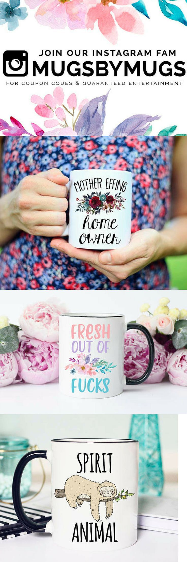 Wedding Mugs, Funny Mugs, Inspirational Mugs and more! #etsyshop #etsyfinds #mugs #custommade #affiliate #weddinggifts