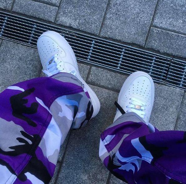 Rothco Ultra Violet Colored Camo BDU Pants   #RothcoGear #repost  @0cha2k