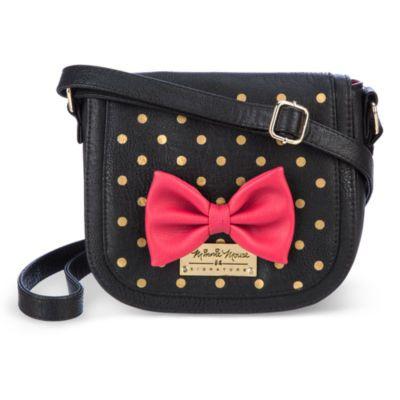 Notre vedette va ajouter une touche luxueuse à votre tenue, avec ce magnifique sac à bandoulière matelassé en cuir synthétique ! Il comporte un joli nœud en relief, une plaque en métal et de jolis pois dorés.
