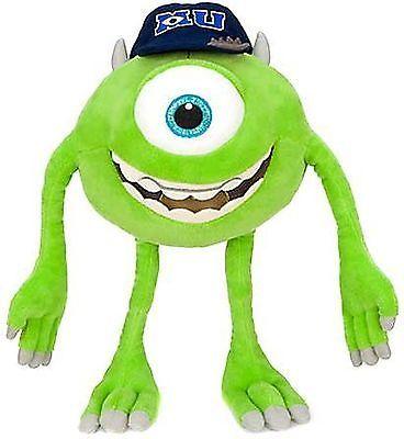 Monsters Inc 44038: Disney Pixar Monsters University Mike Michael Wazowski 12 Plush -> BUY IT NOW ONLY: $32.37 on eBay!