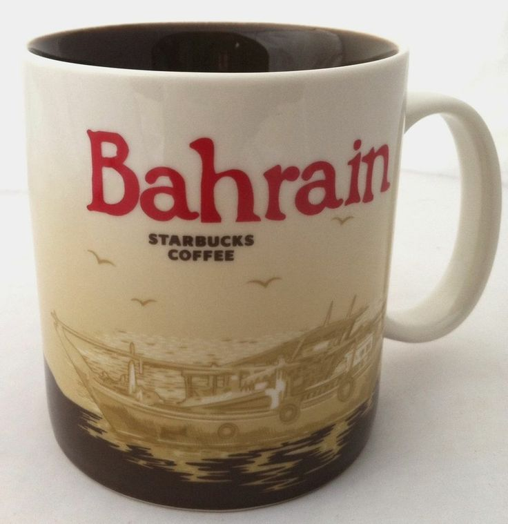 Starbucks BAHRAIN City Mug Collection #Starbucks