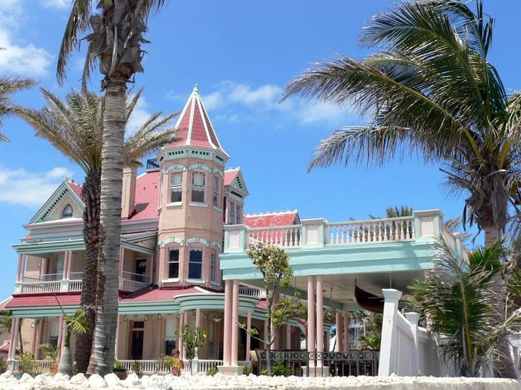 Southernmost House, Key West, Fl.