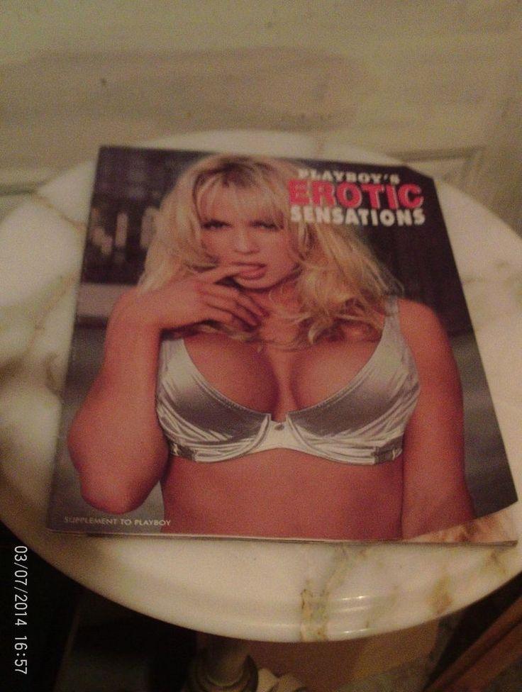 SHAE MARKS JEN McCARTHY EROTIC SENSATIONS 2000 Playboy Supplement Collectors MEN