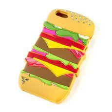 Coque Iphone C Hamburger