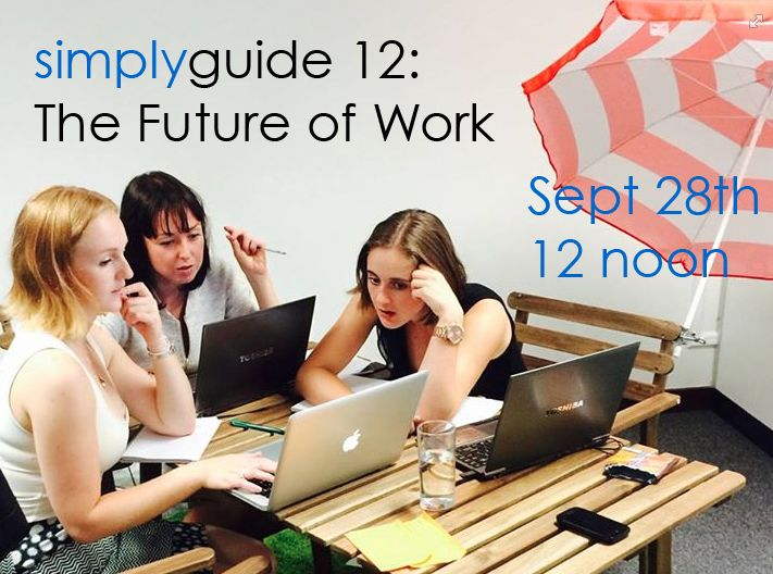 SMiLE Webinar on The Future of Work | simply communicate