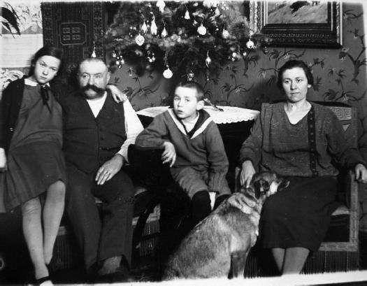 Family For Christmas Deutsch