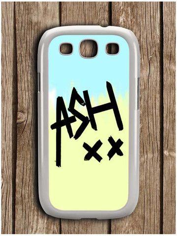 5sos Ashton Irwin Signature Color Samsung Galaxy S3 Case